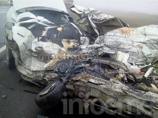 Accidente fatal en Ruta 3: Un muerto