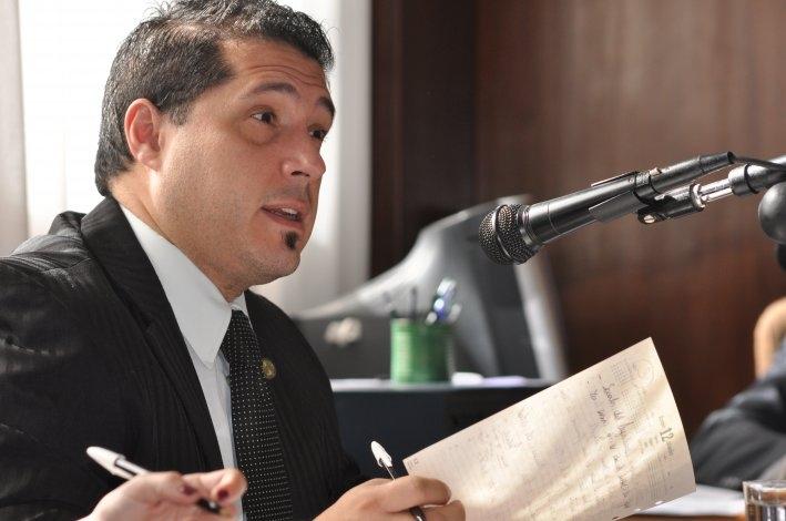 """Martín Pizzolo: """"Hay más de 700 causas en trámite"""""""