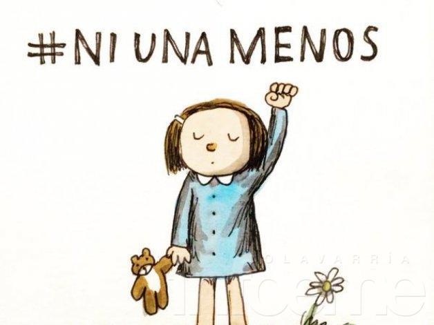#NiUnaMenos: Más de 100 marchas en todo el país