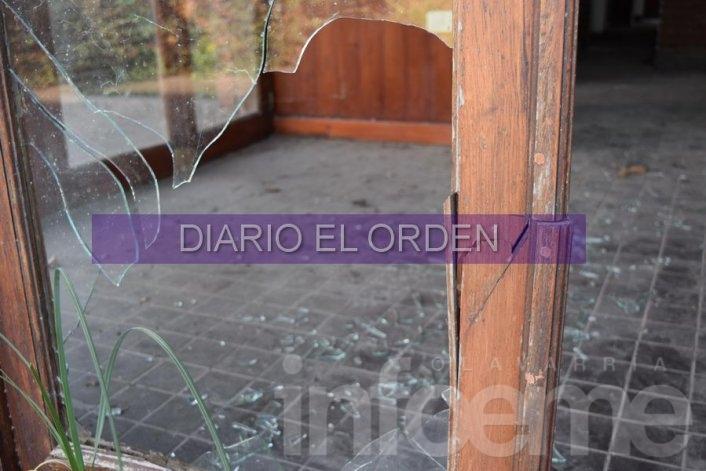 Olavarrienses acusados de dañar una hostería