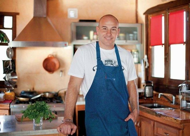 Martiniano Molina llega para hablar sobre alimentación saludable