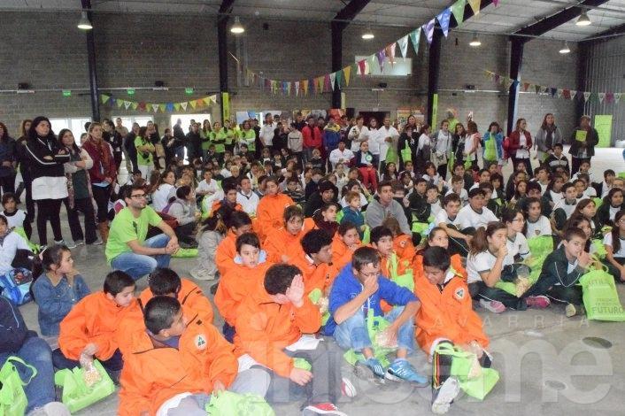 """Emiilia Díaz sobre el Día Mundial del Medio Ambiente """"Apostamos al futuro"""""""
