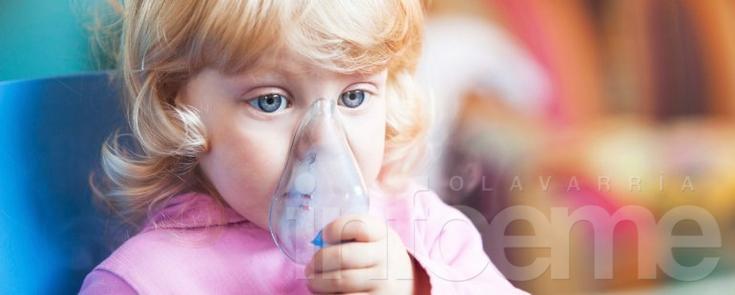 Los casos de bronquiolitis se redujeron un 25%