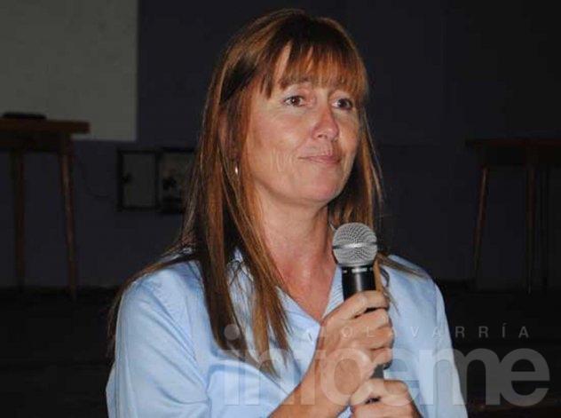 Liliana Schwindt se anotó en la carrera por la Intendencia