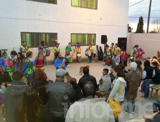 Inauguró el Centro Cultural Eduardo Galeano
