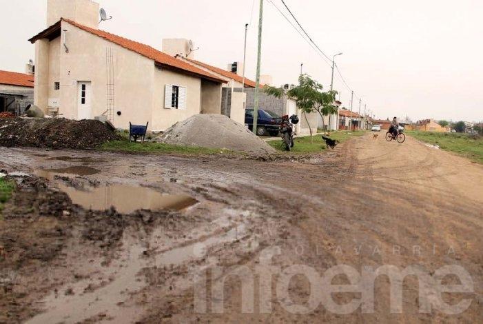 Anuncian obras para barrios Bancario III y Educadores