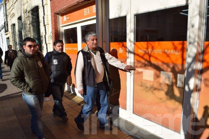 Trabajadores suspendidos: Sin avances en la primera reunión, continua el conflicto
