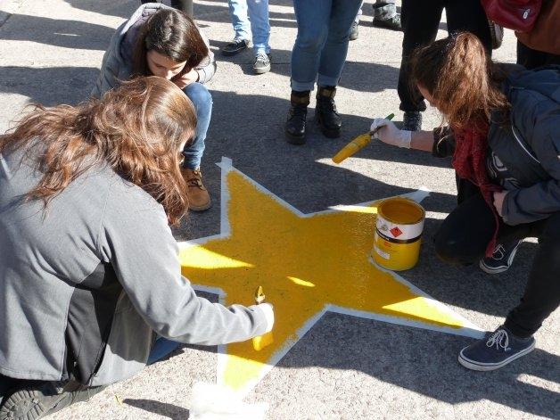 """""""Estrellas Amarillas"""" en Villa Mi Serranía"""