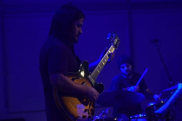 Ignacio Montoya Carlotto se lució con el Organ Trío en el Encuentro Jazz en Olavarría