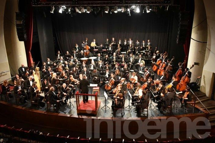 Una gala solidaria, Jazz y la Sinfónica