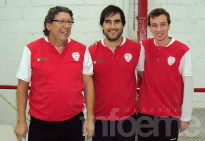 Se jugó el Torneo 67º Aniversario del club Álvaro Barros