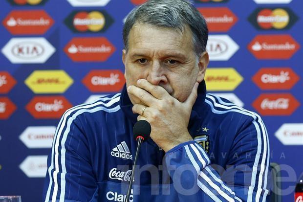 """Martino: """"Lo del ST fue de lo peor que se vio en la Copa"""""""