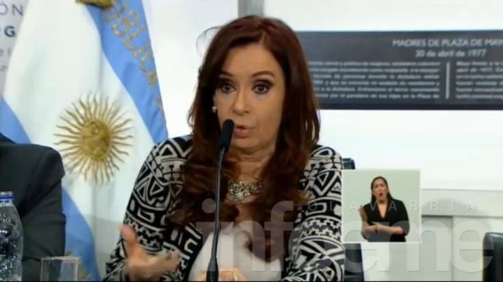 CFK anunció aumento del 30% de las asignaciones sociales