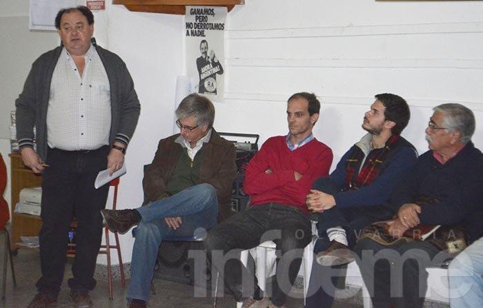La UCR impulsa a Armendáriz como cabeza de lista en la Séptima Sección Electoral