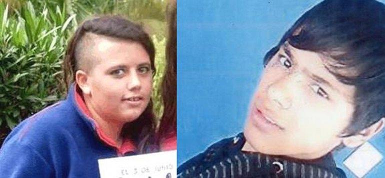 Sigue la búsqueda de los dos adolescentes