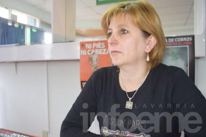"""Albalía Benito: """"Estamos sumando más problemas de los que ya teníamos"""""""