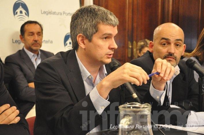 Marcos Peña sería el vice de Macri