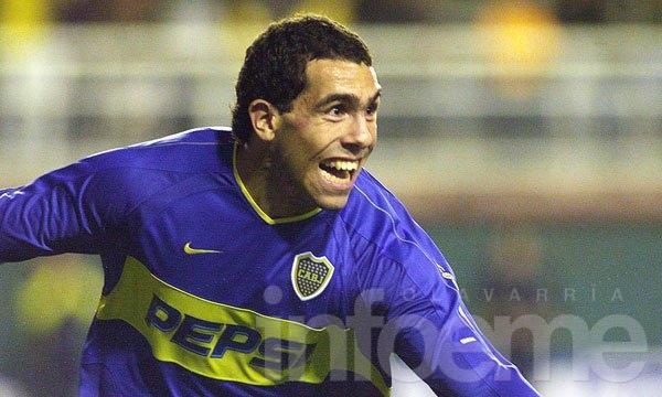 Diarios italianos aseguran que Tevez regresa a jugar en Boca