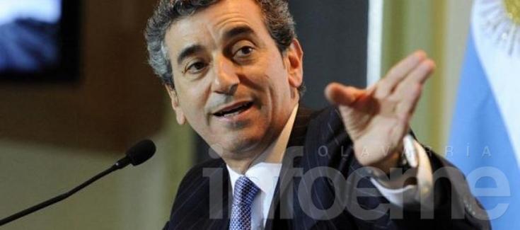 Randazzo anunció que no competirá por la presidencia, y no será candidato en la Provincia