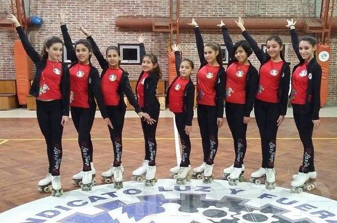 Luz y Fuerza sumó un podio en su debut provincial