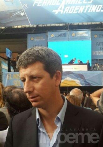 Gonzalo Bagú, nuevo gerente general de Trenes Argentinos