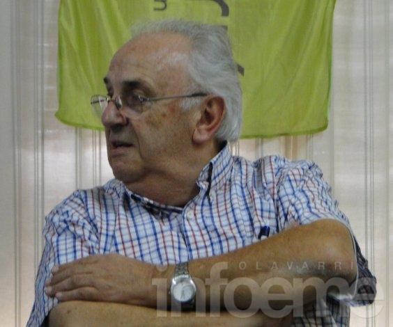 Durán anunció que será su último año al frente de la Liga