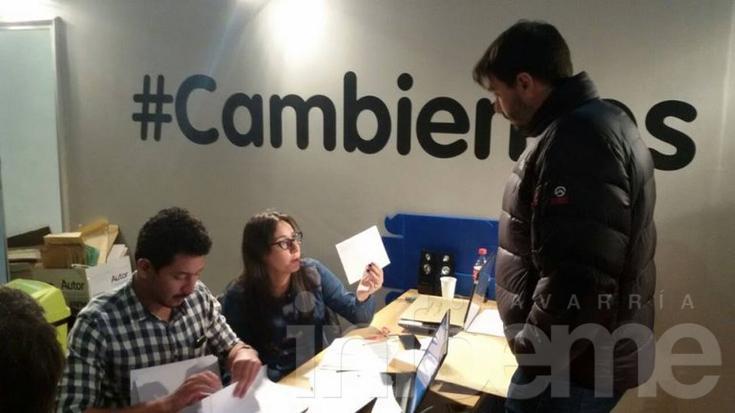 Ezequiel Galli presentó su lista de concejales