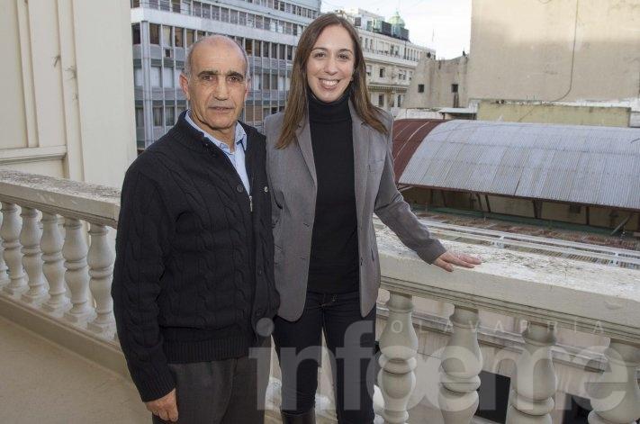 Un radical acompañará a Vidal en la Provincia