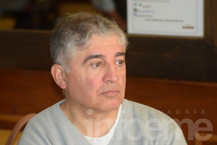 Daniel Demelli será el precandidato del Frente Progresistas