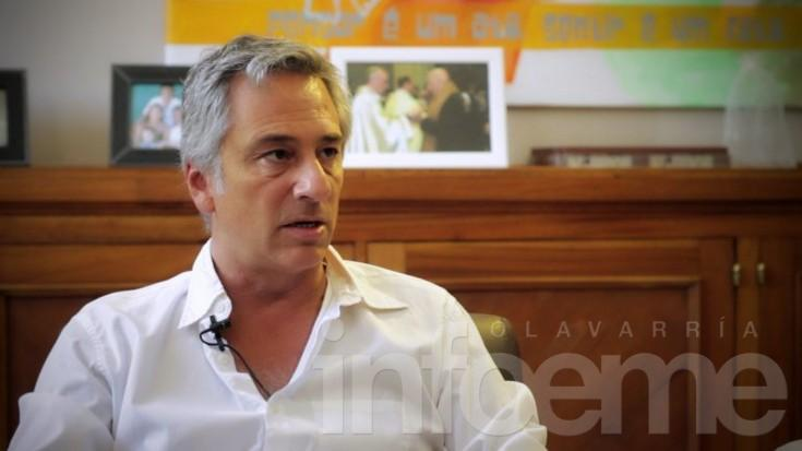 Fpv: Eseverri candidato a Intendente con Arregui como concejal