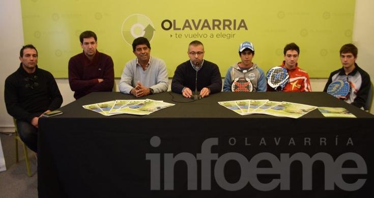 """Se lanzó la Copa """"Ciudad de Olavarría"""""""