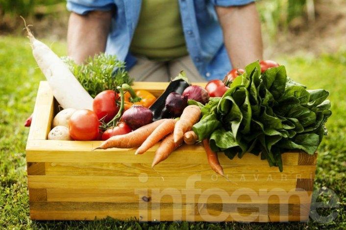 Consejos para no perder el sueldo y comer alimentos orgánicos