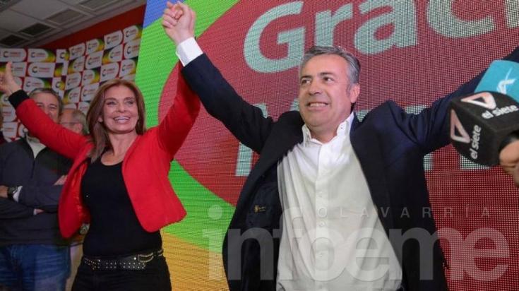 El radical Cornejo es el nuevo gobernador de Mendoza