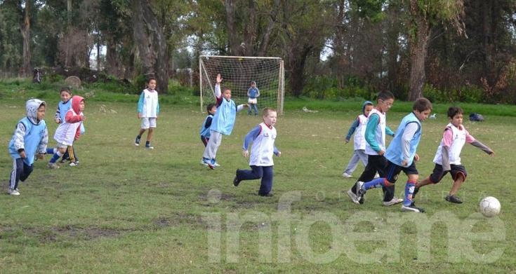 Se jugó la 2° fecha del Torneo Interbarrial