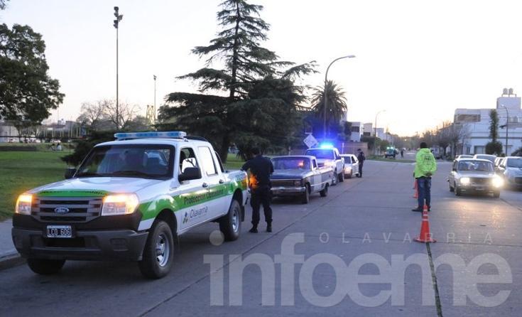 Mayo: se registraron más de 16 infracciones de tránsito por día