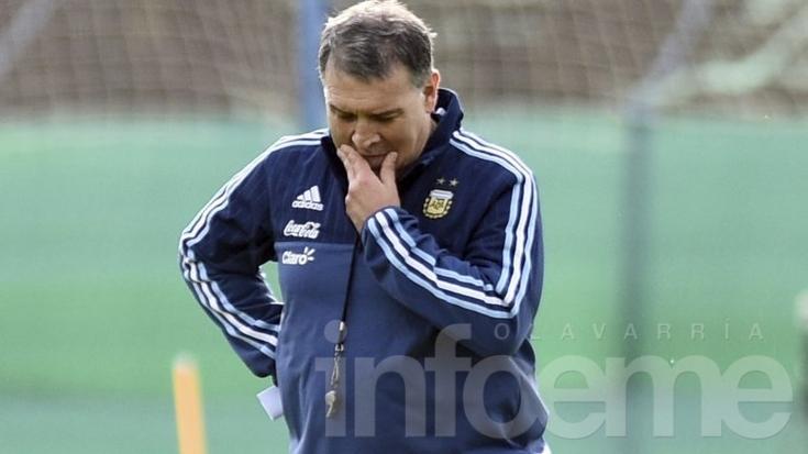 Martino ya tiene el equipo para enfrentar a Colombia