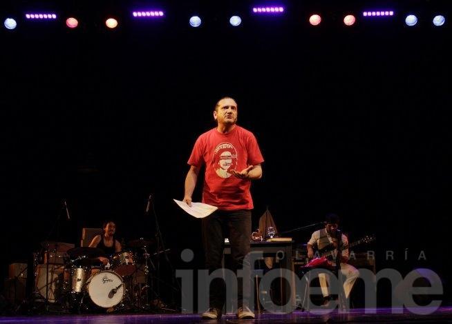 Sztajnszrajber vuelve con más filosofía... y música