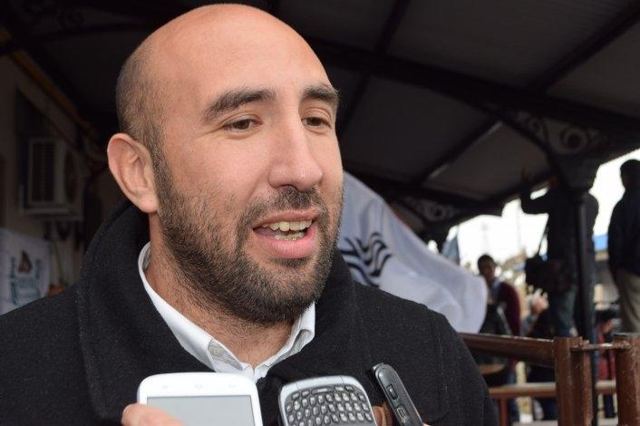 Valicenti afirmó que la interna del FpV será entre Eseverri y Santellán