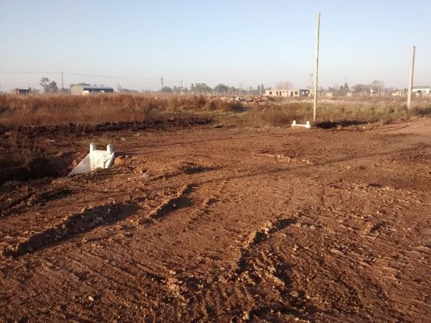 Comenzaron los trabajos en parque ZALO