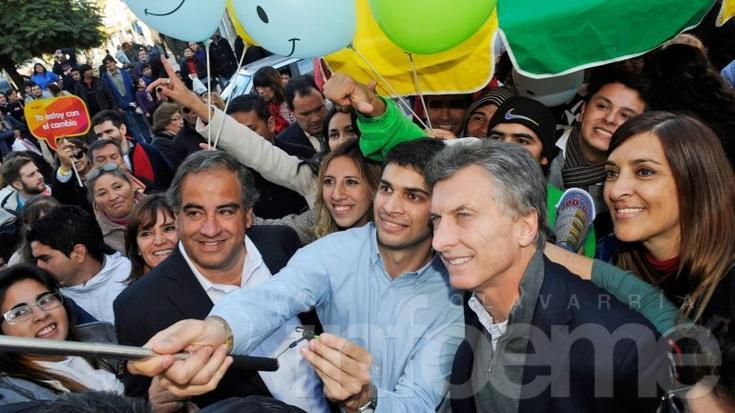 """Macri: """"Voy a gobernar con números reales, no con los del Indec"""""""