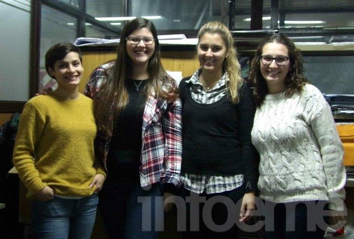 Estudiantes de Comunicación ganaron el primer premio por un documental