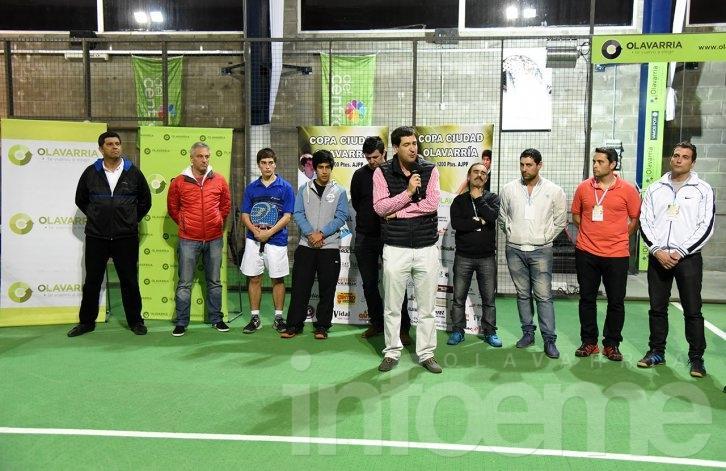 """Se realizó la apertura oficial de la """"Copa Ciudad de Olavarría"""""""