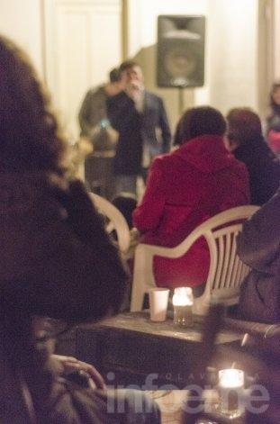 "Llegó Chamula, esta noche ""café literario"""