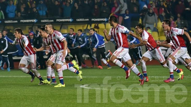La definición por penales que le permitió a Paraguay acceder a la semifinal de la Copa América