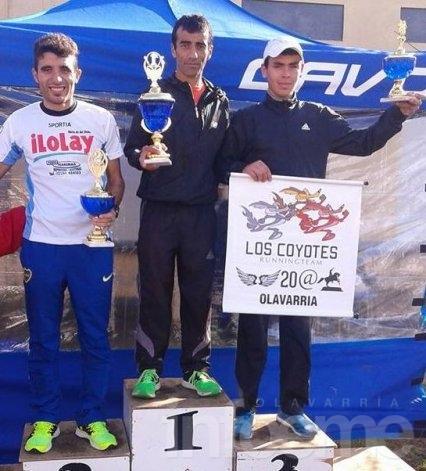 Conde y Luisetti, los ganadores en los 25 años del CEF 100