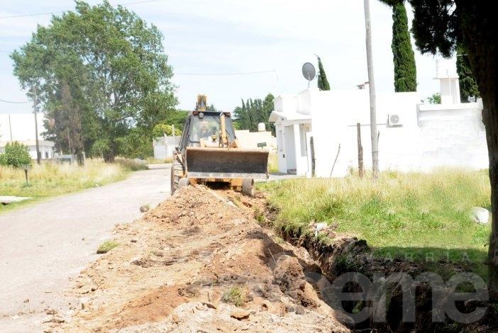 Villa Aurora, a partir de julio tiene más familias con agua corriente