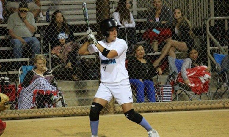 Argentina, con Emily Burgos, cayó ante Puerto Rico en el debut