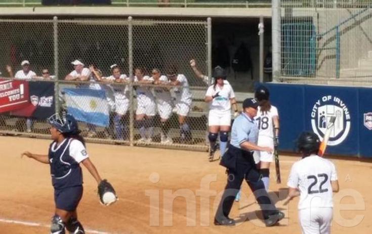 Segunda derrota para la Argentina de Emily Burgos