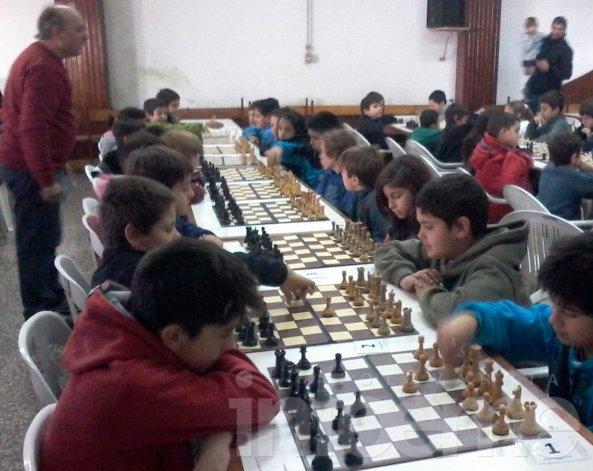 La Escuela Municipal participó de un Gran Prix Provincial