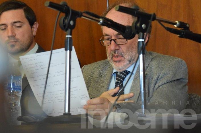 Caso Ortega: Pidieron perpetua para el agente policial Juan Coria